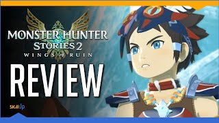 I recommend: Monster Hunter Stories 2: Wings of Ruin (Review) [4k PC] (Video Game Video Review)