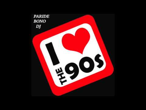 (PARTE2) La Più Bella Musica Dance anni 90-The best Dance 90 Compilation - Paride Bono Dj (PBDJ)