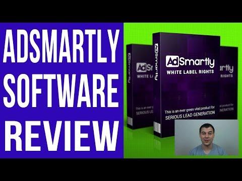 ADSMARTLY SOFTWARE REVIEW – Affiliate Marketing – Adsmartly Demo