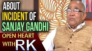 Former RBI Governor About Incident Of Sanjay Gandhi | Open Heart With RK | ABN Telugu HD
