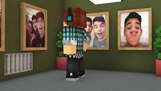 Minecraft Mod: SUAS FOTOS NO MINECRAFT !! - MalisisAdvert Mod