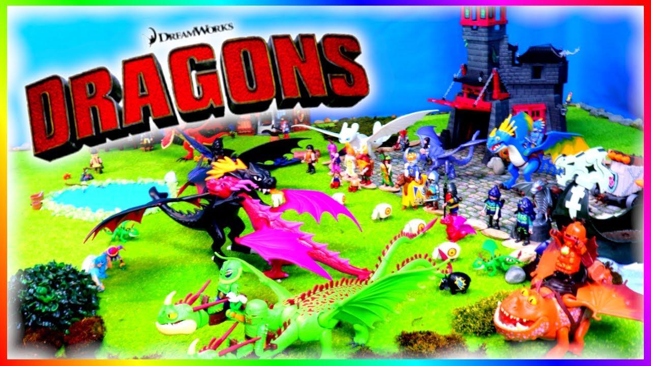 playmobil dragons wedding adventure toys drachen hochzeit