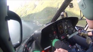 | AS350B3+ | Odda- Airlift Kinsarvik |