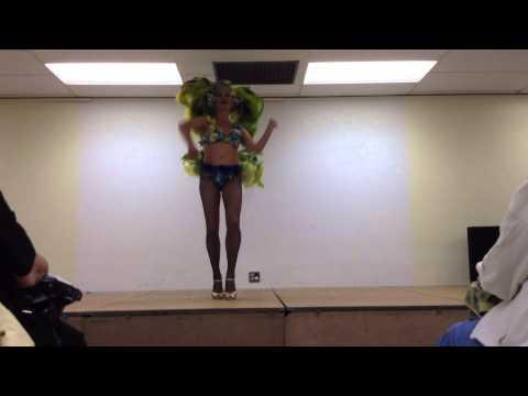 NYC Cabaret Show Dancers Brazil