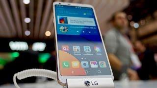 LG G6: Das kann das 18:9-Smartphone von LG   MWC 2017