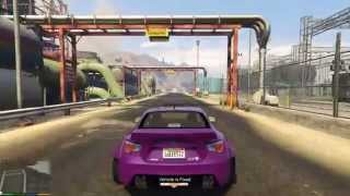 GTA 5 | Rocket Bunny Toyota GT86 | Let