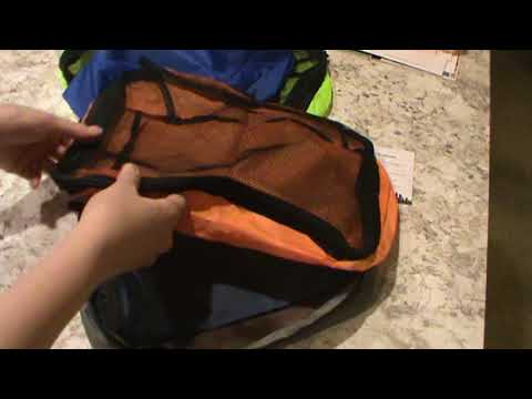 2018 03 19 Travel Bag Set