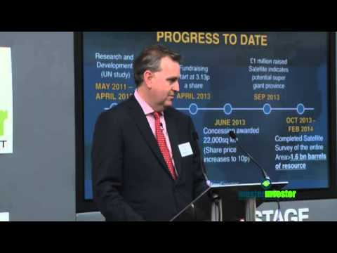 Master Investor 2014 -- The Rising Stars Stage -- Africa New Energies