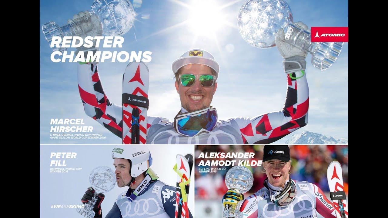 Atomic racing highlights 2016