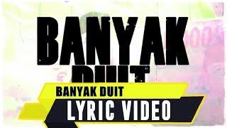 Video ANJAR OX'S - Banyak Duit ( Lyric Video ) download MP3, 3GP, MP4, WEBM, AVI, FLV Juli 2018