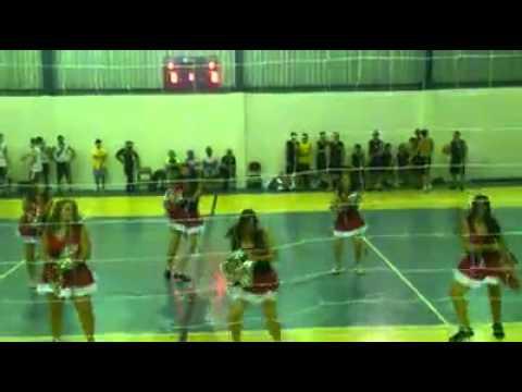 1 Geração de cheerleaders da Unifesp Osasco ( EPPEN) -Caribeños