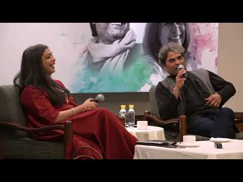 Masterclass with Vishal Bhardwaj at Habitat Film Festival 2018