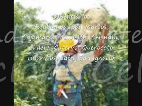 GOBIERNO REGIONAL DE CAJAMARCA CUMPLE CON CUATRO GRANDES PROYECTOS DENTRO DE LA REGION