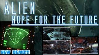 НОВАЯ ИГРА ПРО ЧУЖИХ! Alien: Hope for the Future - 2018