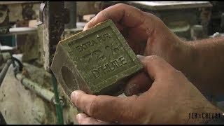 Fabrication du véritable savon de Marseille