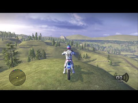 Throwback!!! MX Vs. ATV Untamed - Free Riding