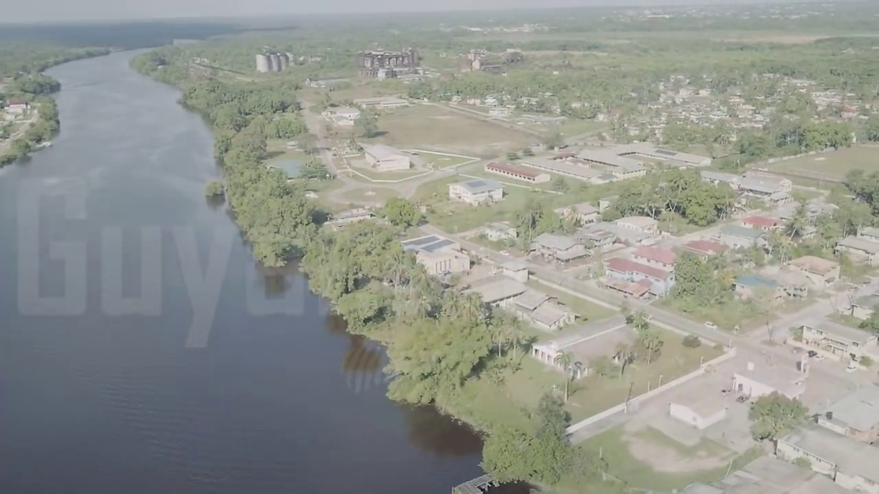 You Ve Never Seen Linden Guyana Like You Will Now Aerial Tour