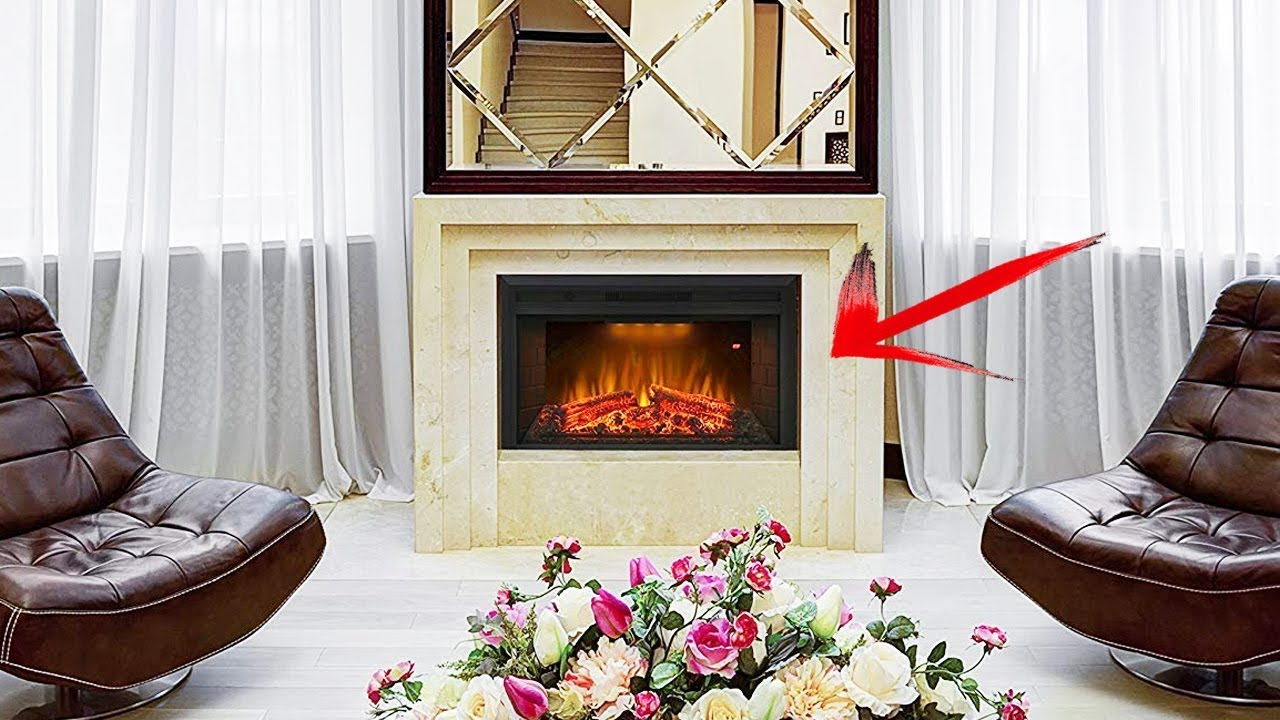 5 Best Electric Fireplaces On Amazon Most Realistic Electric