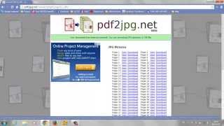 แปลงไฟล์ PDF เป็น JPG ออนไลน์กับ pdf2jpg [Officemanner]