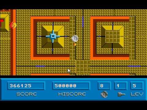 Attempted Amiga Longplay - Emetic Skimmer