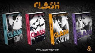 Clash - Jay Crownover. La série New Adult intense !