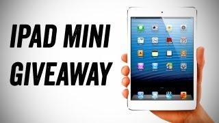 New iPad Mini 2012 Giveaway (I'm Unboxing & Giving One Away) [iPad Mini WIFI]