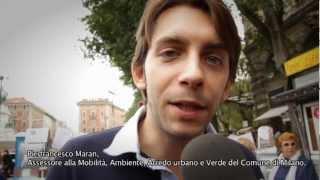 Milano sostenibile come... risponde l'Assessore Pierfrancesco Maran