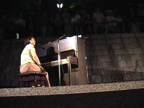 地球ハーモニーin広島2009-08-06 田中ルミ子
