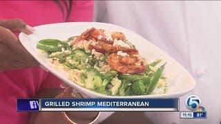 BRIO Tuscan Grilles grilled shrimp Mediterranean recipe (5216)