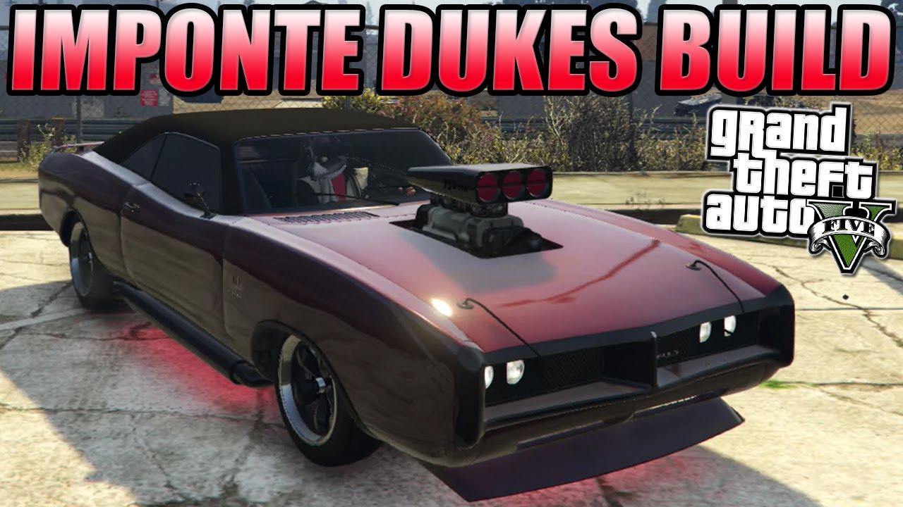 GTA Online Next Gen Custom Cars