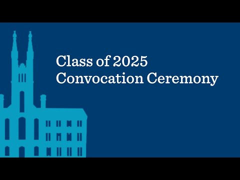 F&M Class of 2025 Convocation Ceremony