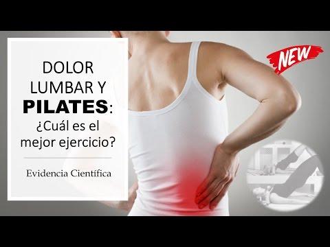 [VIDEOpaper] Dolor lumbar y Pilates: El mejor ejercicio
