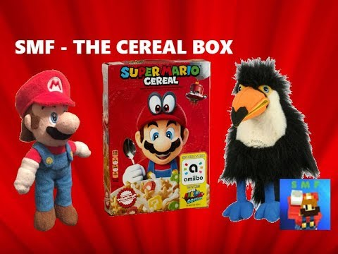 SMF - The Cereal Box