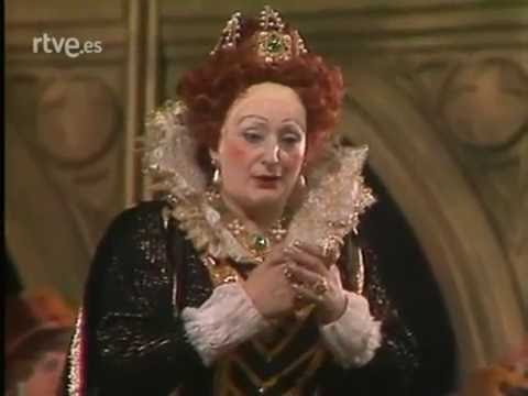 Donizetti - Maria Stuarda - Barcelona 1979