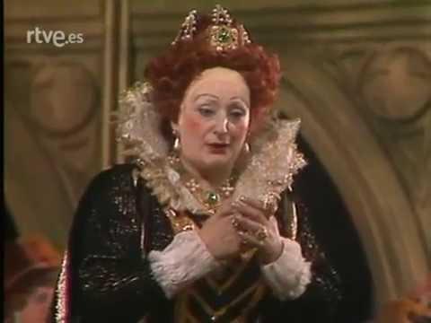 Donizetti  Maria Stuarda  Barcelona 1979