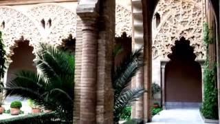 Альхаферия. Сарагоса, Испания(После распада кордовского халифата испанцы-мусульмане образовали несколько небольших государств - эмират..., 2012-11-03T21:15:15.000Z)