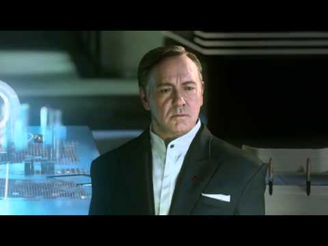 Official Call of Duty Advanced Warfare Reveal Trailer Kevin Spacey