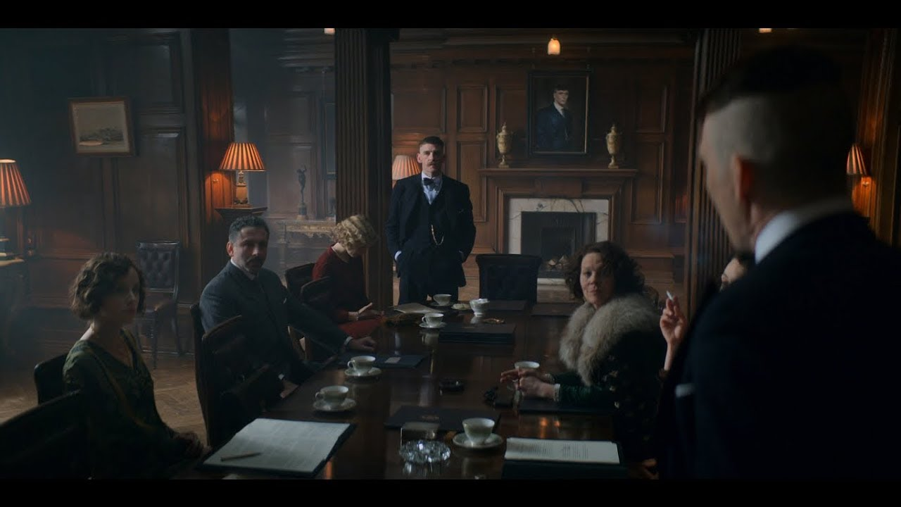 Download The meeting | S05E01 | Peaky Blinders.