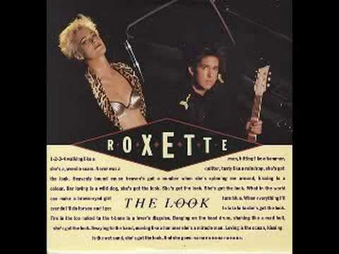 Roxette - The Look Remix Music MP3 (Swedish...