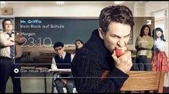 Mr. Griffin - Kein Bock auf Schule Vorschau für den 23.10.2018 (PROSIEBEN)