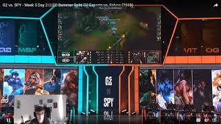 Vedius VOD Review - LEC Week 5 G2 vs Splyce
