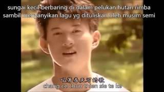 fu tie fei ya (lirik dan terjemahan)