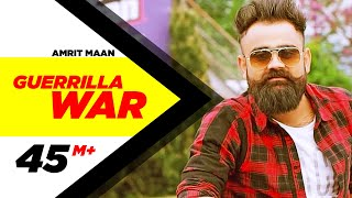 Download Guerrilla War | Amrit Maan Ft DJ Goddess | Deep Jandu | Sukh Sanghera | Speed Records MP3 song and Music Video