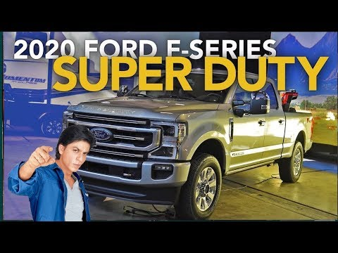 Ford Super Duty F-250 2020 Exterior & Interior