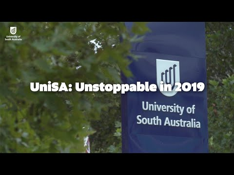 UniSA - Unstoppable In 2019