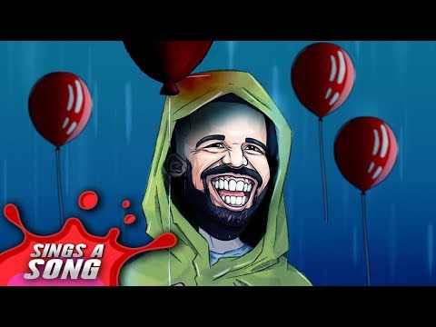 Georgie Raps A Song (Drake Remix - Stephen King 'IT' Parody)