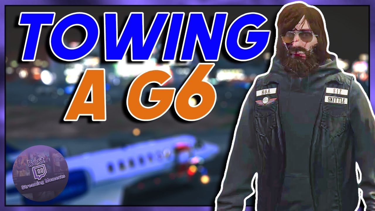 BEST OF GTA 5 RP #475 - TOWING A G6. GET THIS ON TAPE! | NoPixel Highlights