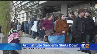 Art Institute Of California Closes Its Doors And Opens Up Problems For Students