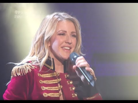 Ellie Goulding - Love Me Like You Do (iHeartRadio Live 2016)