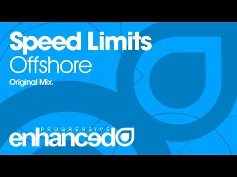 Speed Limits - Offshore (Original Mix) [OUT NOW]